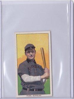 1909  T206 Piedmont 150 Elmer Flick