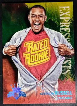 2016 Panini DK Expressionists  Addison Russell