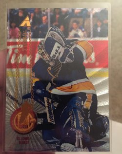 1994  Pinnacle Curtis Joseph Rink Collection