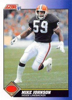1991  Score Mike Johnson