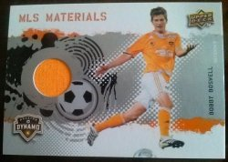2009 Upper Deck MLS Materials Bobby Bowell