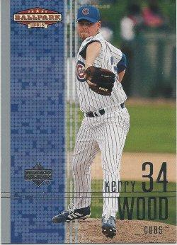 2002 Upper Deck Ballpark Idols