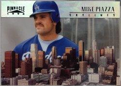 1996  Pinnacle Mike Piazza skylines