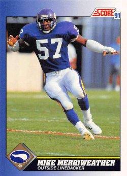 1991  Score Mike Merriweather