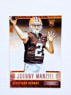 2014 Panini R&S  Johnny Manziel
