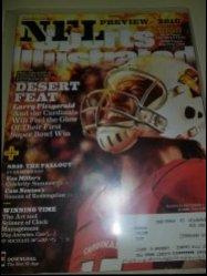 2016  Sports Illustrated Magazine Larry Fitzgerald IP Autograph