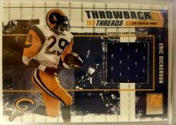 2003 Donruss Elite Throwback Threads Eric Dickerson