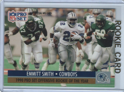 1990 ProSet  Emmitt Smith