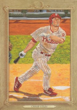 2007 Topps Turkey Red Chase Utley SP