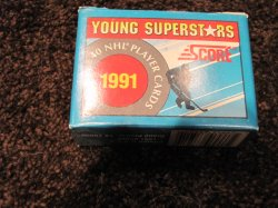 1991  Score Young Superstars Complete Set