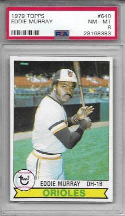 1979 Topps  Eddie Murray