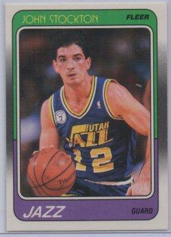 1988-89 Fleer  John Stockton