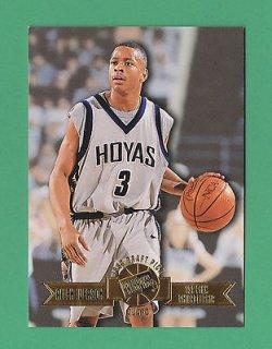 1996 Press Pass Draft Pick Allen Iverson