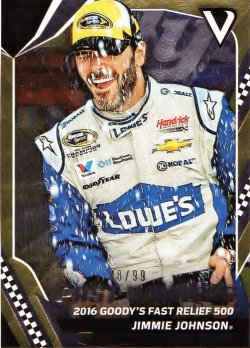 2018 Panini Victory Lane Racing Jimmie Johnson