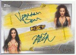 2020 Topps NXT VANESSA BORNE / ALIYAH