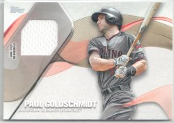 2017 Topps Major League Materials Paul Goldschmidt