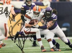 Brian Robison Personalized 8x10