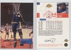 1997 Upper Deck UD3 Shaquille ONeal 34
