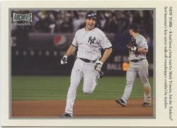 2020 Topps Archives Snapshot Mark Teixeira Auto Walkoff Wires Color Image