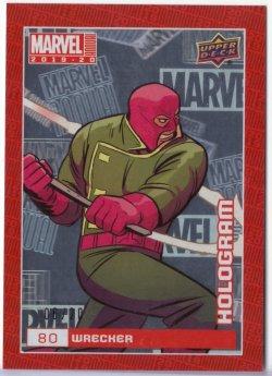 Marvel: Annual WRECKER (HOLOGRAM)