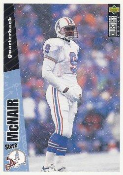 1996 Upper Deck Collectors Choice Steve McNair