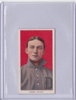 1909  T206 Piedmont 350 Davy Jones