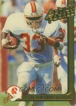 1991  Action Packed Reggie Cobb