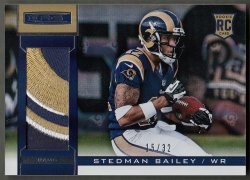 2013  R&S Team Logo Holofoil Stedman Bailey