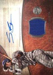 2014 Bowman Inception Autogrraph Relics Miguel Sano