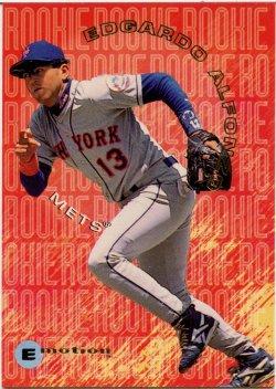 1995  Emontions Rookies Alfonzo, Edgardo