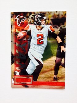 2013 Panini R&S Longevity  Matt Ryan