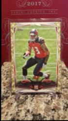 2014 Topps flagship- camo Mike Evans
