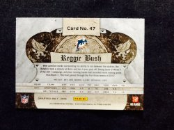 2012 Panini Crown Royale Retail Reggie Bush #47 Back