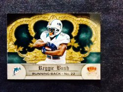 2012 Panini Crown Royale Retail Reggie Bush #47