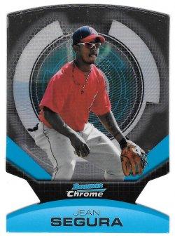 2011 Topps Bowman Chrome Futures Jean Segura