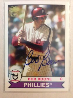 2012 Topps Archives Brandon Boone