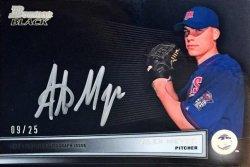 2013 Bowman Black Collection Autographs Alex Meyer