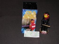 2017  Lancaster Barnstormers Cylo Knight Star Wars Stadium Giveaway Bobblehead
