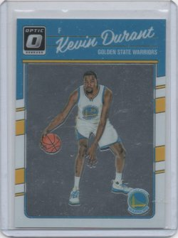 2016 Panini Optic  Kevin Durant Preview