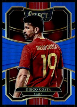 2017-18 Panini Select Diego Costa