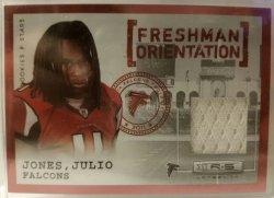 2011 Panini Rookie & Stars Freshman Orientation Julio Jones