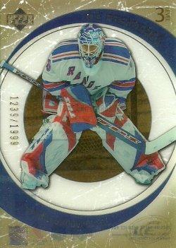 2005/06 Upper Deck Ice Henrik Lundqvist