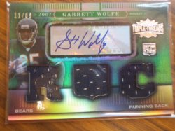 2007  Triple Threads (Emerald) Garrett Wolfe