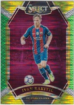 2016-17 Panini Select Multi Color Prizms #239 Ivan Rakitic