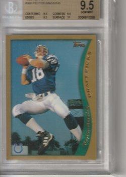 1998 Topps  Peyton Manning