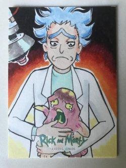 Rick and Morty SANNA U (RICK)