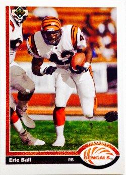1991 Upper Deck  Eric Ball