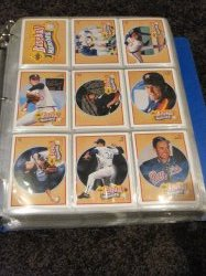 1991 Upper Deck Baseball Complete Set