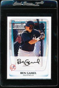 2011 Bowman  Ben Gamel