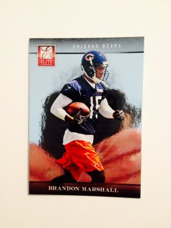 2012 Panini Elite Brandon Marshall